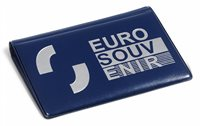 Lommealbum ROUTE til 40 stk. Euro-souvenirpengesedler