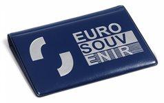 Album de poche ROUTE pour 40 billets « Euro Souvenir »