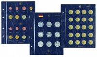 coin sheets VISTA, for German10/20/25-Euro commemorative coins