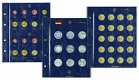 VISTA Coin Sheets for German 5-euro commemorative coins