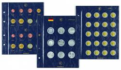 46355cb5cd Fogli portamonete Euro VISTA - Per monete commemorative tedesche da 5 Euro