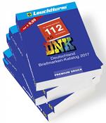 DNK - Frimærkekatalog - 2017 - Tyskland siden 1849