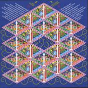 Holland - Kerstzegels 1993 - NVPH V1579-1580 - postfrisk