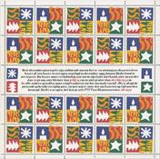 Nederland Kerstzegels 1994 - Nr. V1628-1629 - Postfris