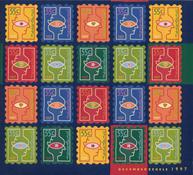 Holland 1997 - NVPH V1740-1745 - Postfrisk