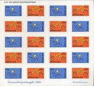 Holland 1995 - NVPH V1662-1663 - Postfrisk