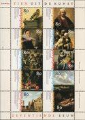 Holland 1999 - NVPH V1826-1835 - Postfrisk
