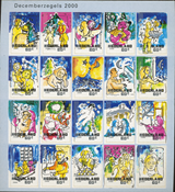Pays-Bas 2000 - NVPH V1931-1950 - Neuf
