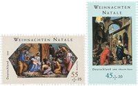 Allemagne - Noël 2008 - Série neuve 2v