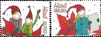 Åland - Noël 2009 - Série neuve 2v