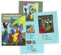 Nations Unies Vienne - Collection annuelle 2016 - Coll.Annuelle
