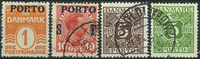 Danmark - Porto