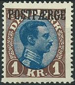 Danmark - Postfrisk - 1924