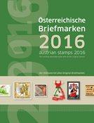 Autriche - Livre annuel 2016 - Livre annuel
