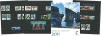 Færøerne - YEAR PACK 2011 YPK - Årsmappe  #