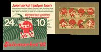 Danmark  - Julehæfte 1982