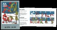 DK Julehæfte 2004 30 mærker