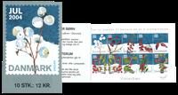 DK Julehæfte 2004 10 mærker