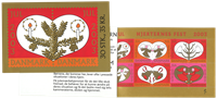 Tanska - jouluvihko 2003 - 30 merkkiä