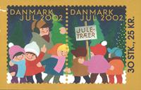 DK Julehæfte 2002 30 mærker