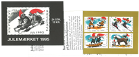 Tanska - jouluvihko 1995
