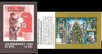 Tanska - jouluvihko 1993