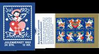Tanska - jouluvihko 1992