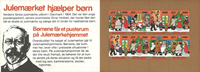 Denmark - Christmas 1983 - Mint booklet