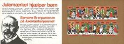 Tanska - Joulu-postimerkkivihote 1983