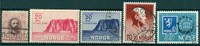 Norge - Samling - 1878-1984