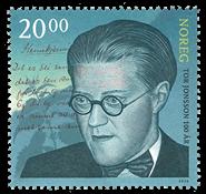 Norway - Tor Jonsson - Mint stamp