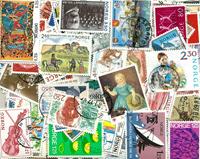 Norvège - 164 différents grand format