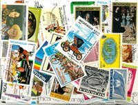 Nicaragua - 382 different stamps