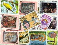 Cambodge - 194 différents
