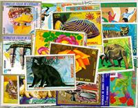 Guinée Equatorial - 170 différents