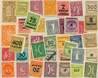 Allemagne - 40 différents