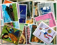 Paraguay - 87 différents