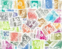 Nicaragua - 63 different stamps