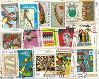 Mozambique - 55 different