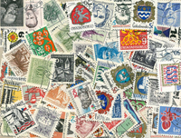 Tjekkoslovakiet - 109 forskellige