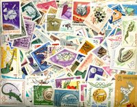 Romania - 645 different stamps