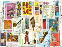 Mozambique - 100 différents