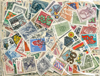 Czechoslovakia CSSR - 493 different stamps