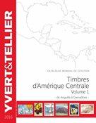 Yvert & Tellier - Keski-Amerikka 2016 - Vol. I (A-G)