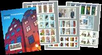 Suède - Coll. annuelle carnets 2016 - Coll.Annuelle