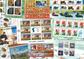 Pohjois-Korea - postituoreina - 191 blokkia ja 792 merkkiä