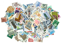 Iceland - 400 different stamps