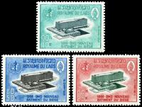 Laos 1966 - YT 131-33 - Postfrisk