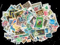 Monde Entier - 525 timbres
