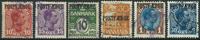 Danmark - Postfærge - 1919-26